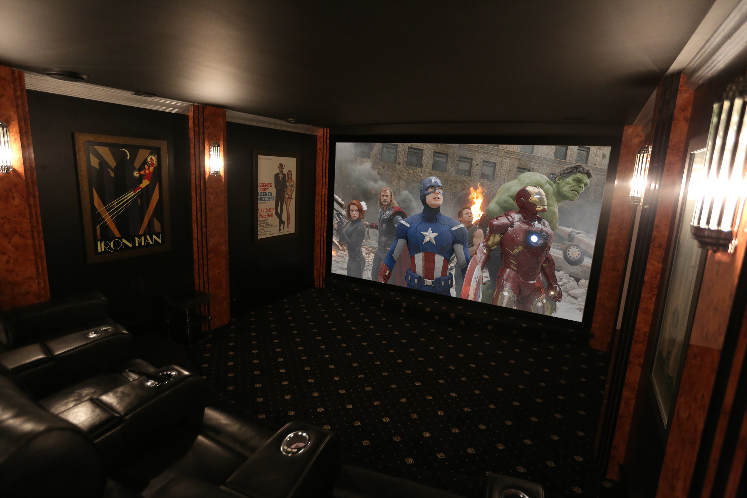 Home Cinema Installers in York