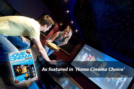 Featured in Home Cinema Choice