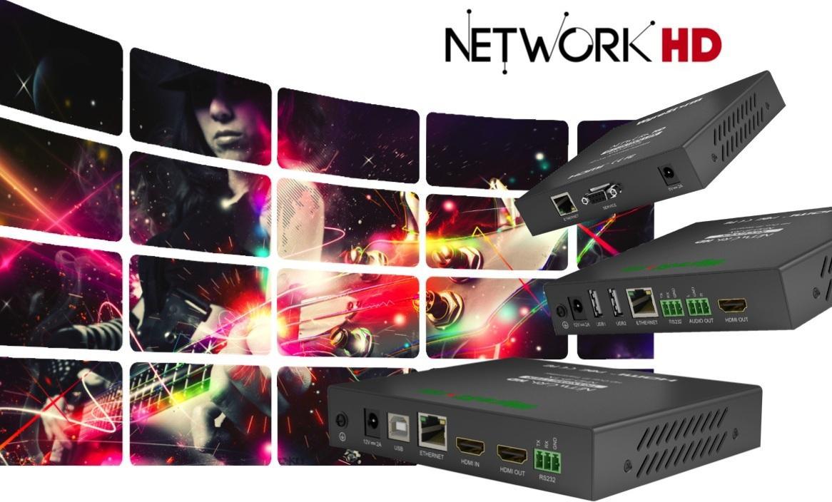 Wyrestorm Network HD